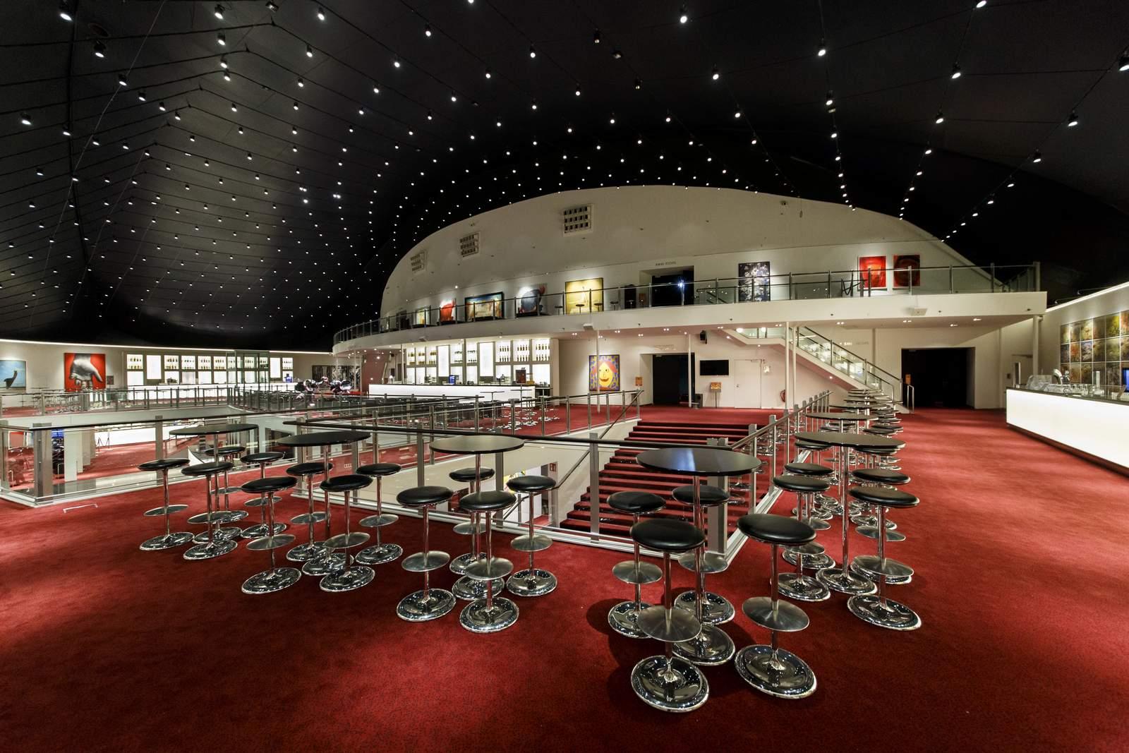 Theater Im Hafen Produktions Gmbh G 246 Potec Licht