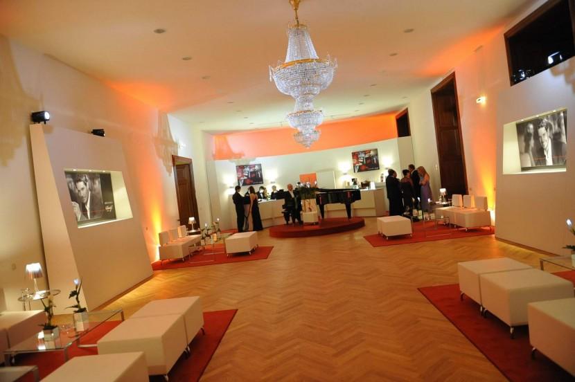 Davidoff Smokers-Lounge Wiener Opernball